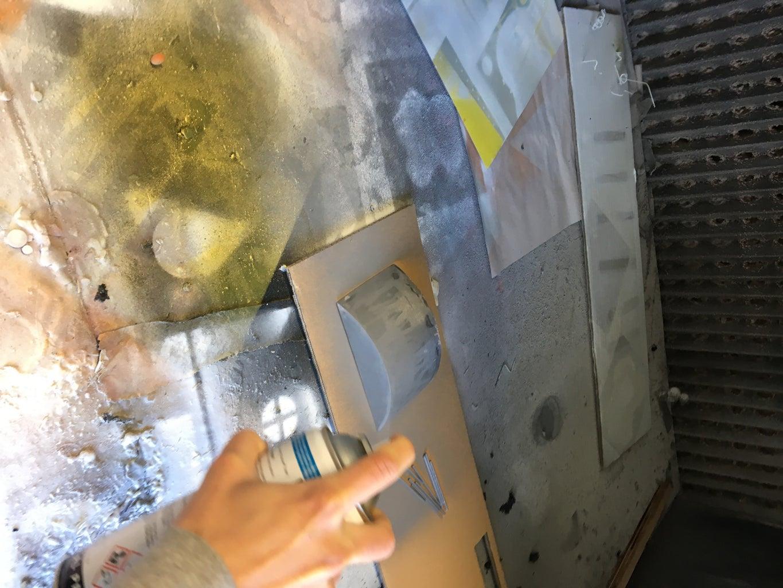 Spray Painting: Primer