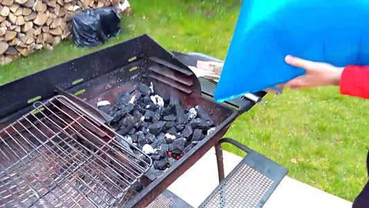 Charcoal Grill Blower