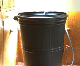 Low-Power Pump for Gravity Water Tank