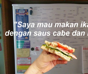 Learn a New Language (while You Make a Sandwich!)