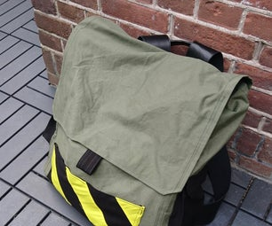 Milo Murphy's Backpack