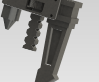 TF2 Eureka Effect (Futuristic Engineer Wrench)