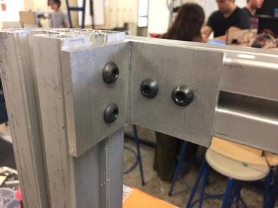 Ángulos De Aluminio (maquinado)