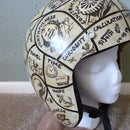 Phrenology Helmet