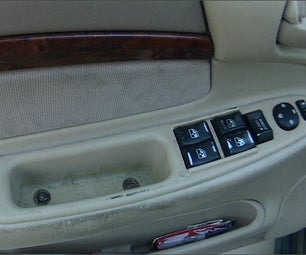 How to Replace the Master Window Switch in a 04 Impala