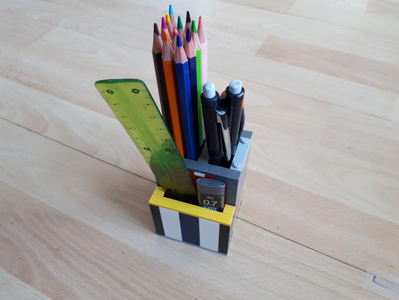 Lego Pen Holder