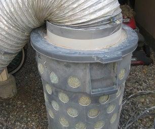 Portable Evaporative Cooler (swamp cooler)