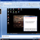 Make a Fake System Error Popup with Powerpoint