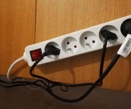 Outlet Holder