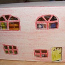 Keep The Children Entertained - Cardboard Buildings