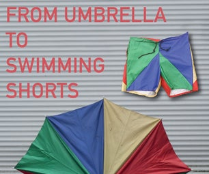 FROM UMBRELLA TO SWIMMING SHORTS