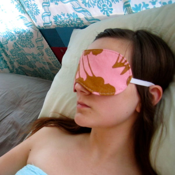 Eye Mask + Pattern