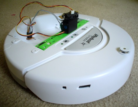 Adaptive Mapping and Navigation with iRobot Create