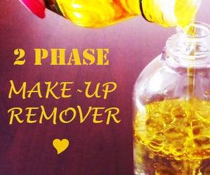 DIY Natural Make Up Remover