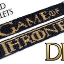 "Tutorial: Beaded bracelet ""Game of Thrones"""