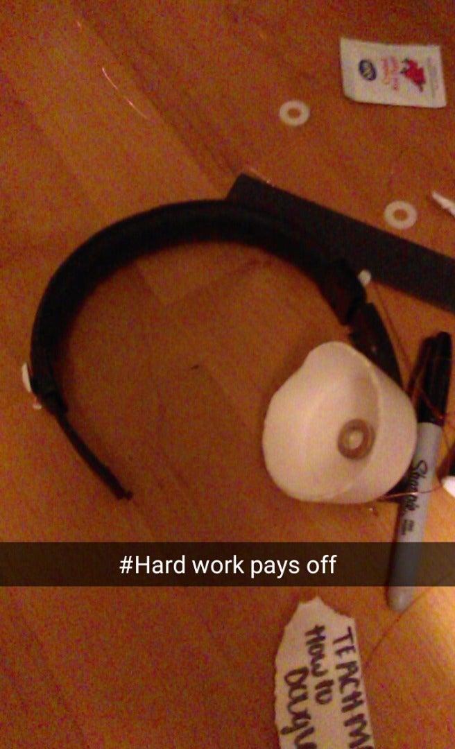 Beats by Luis & Brandon (DIY Headphones)