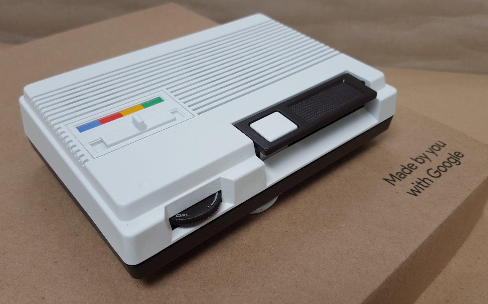 1986 Google Pi Intercom