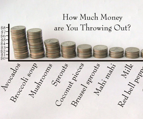 Save Money by Throwing Out Less Food