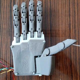 Dextrus V1.1 Robotic Hand