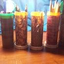 Easy Recyclable Organizational Medicine Bottles