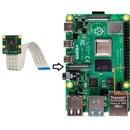 FPGA Cyclone IV DueProLogic Controls Raspberry Pi Camera