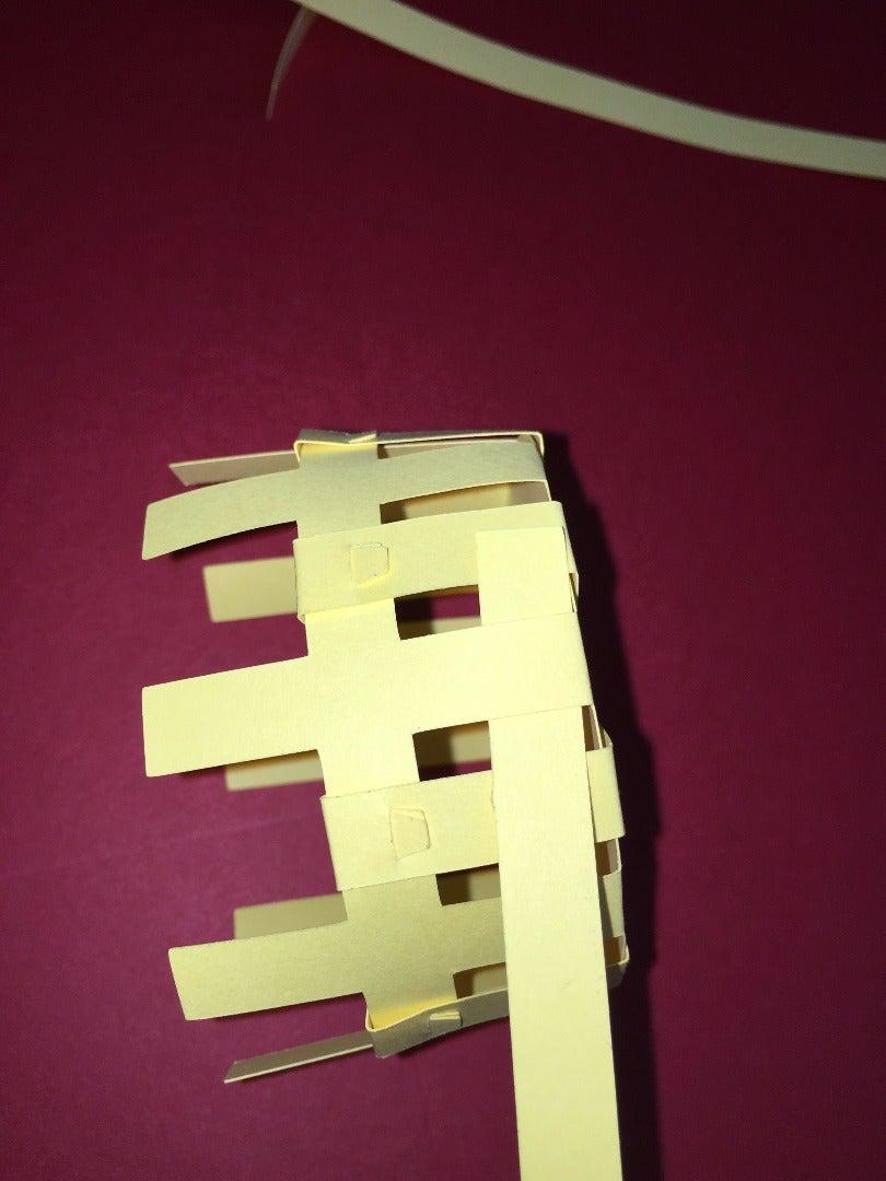 Step 17: Basket Weaving