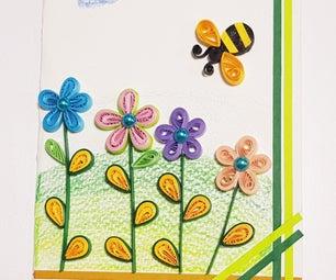 Mini Greetings Card