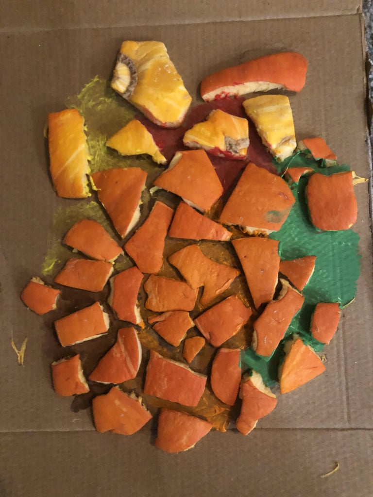 Step 5: Pumpkin Painting