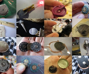 12 Ways to Hold Your Coin-cells