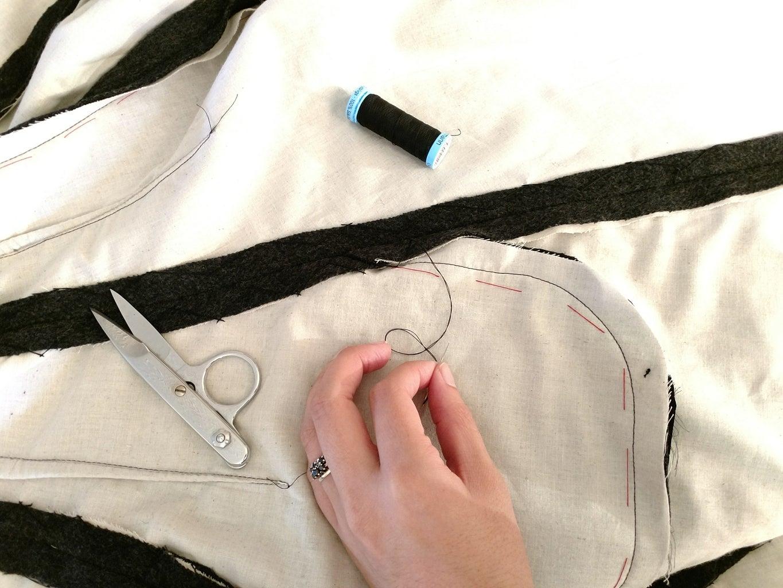 Catch Stitching