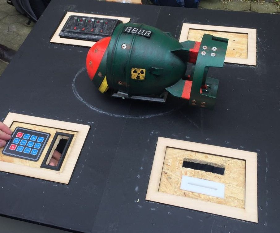 Arduino Portable Escape the Room