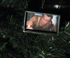 Christmas Decoration - Die Hard - Yippee Ki-yay Merry Christmas