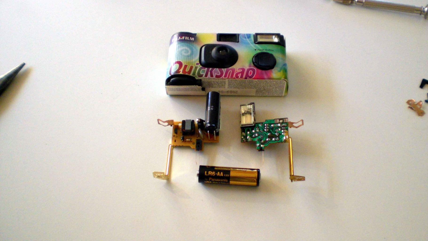 High Voltage Power Supply for Nixies, CFL, Neon-Glow-Bulbs Etc. for My Steampunk Objects