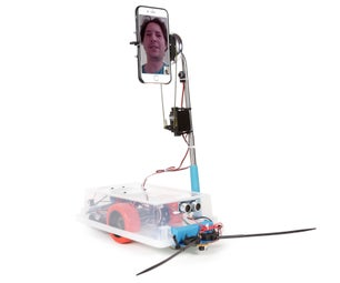 How to Build a Telepresence Robot