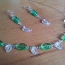 Spring-style jewelry set