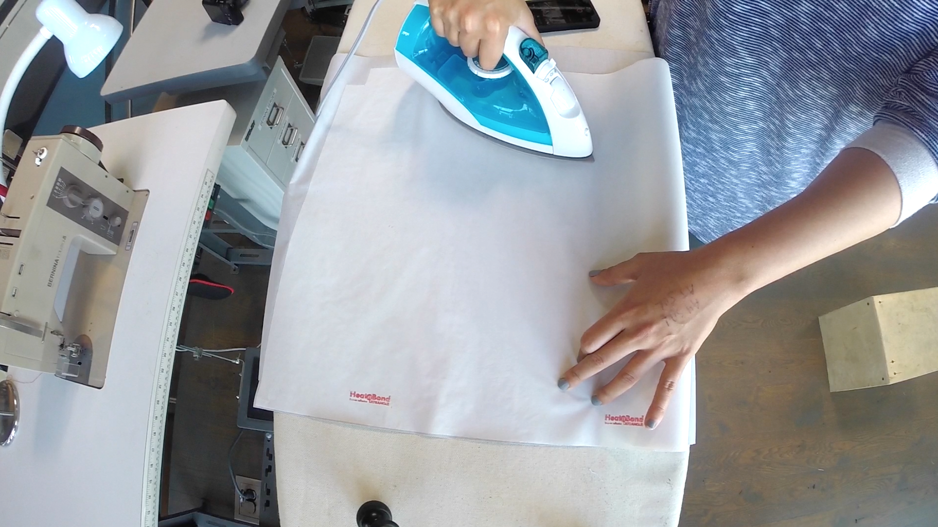 Make Reflective Material Iron-On