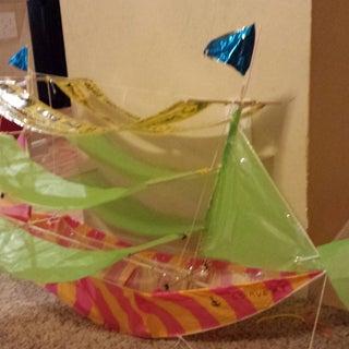 Sail a Ship Kite