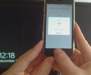 IPhone Touch ID Windows Login