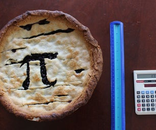 Finding the Volume of Pie Using Pi (π)