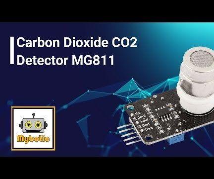 Tutorial: How to Use Mg811 Co2 Carbon Dioxide Gas Sensor