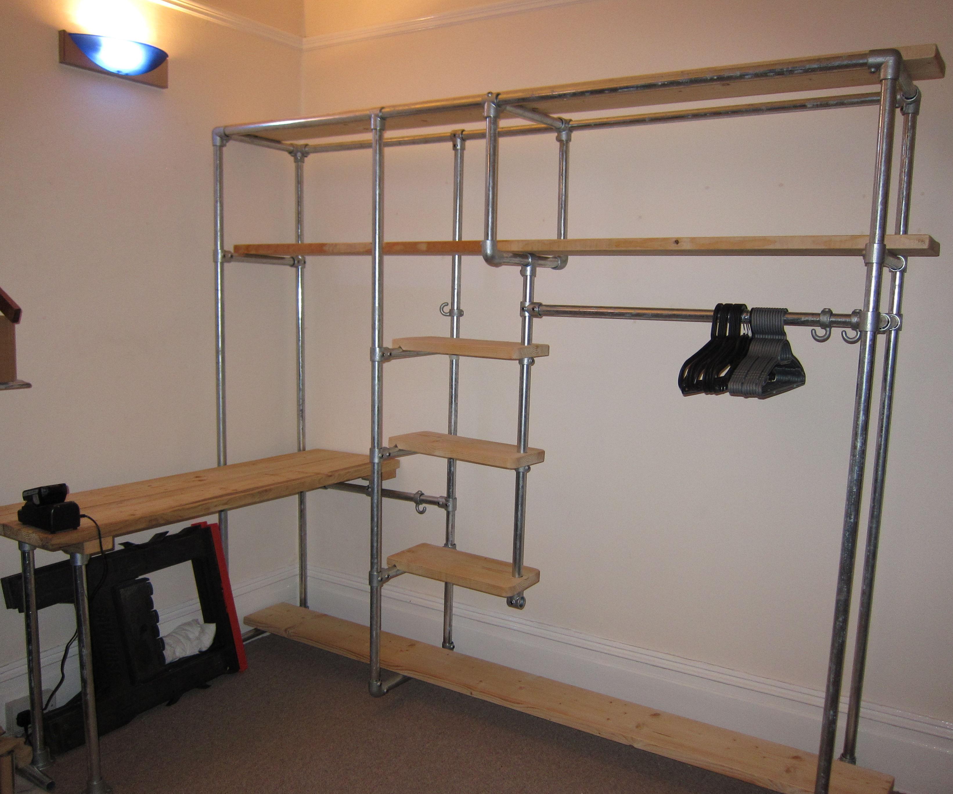 Scaffold Storage System