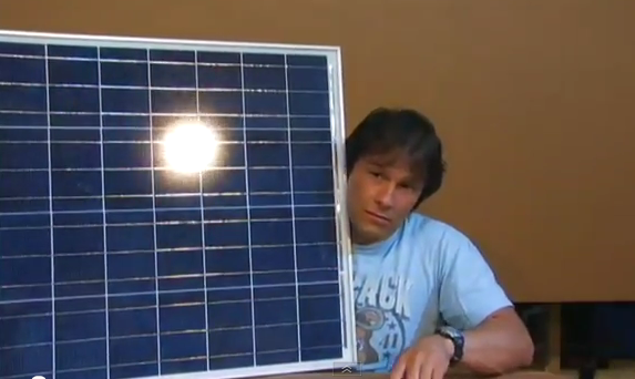 Diy Solar Panel Series