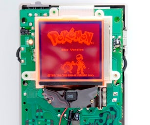 Gameboy Backlight Installation Video