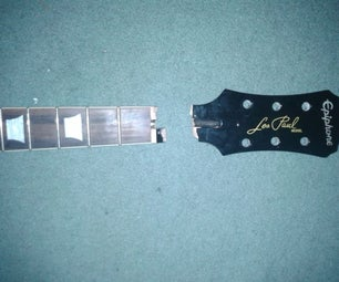 Repairing a Broken Guitar Neck (The Stronger Way)