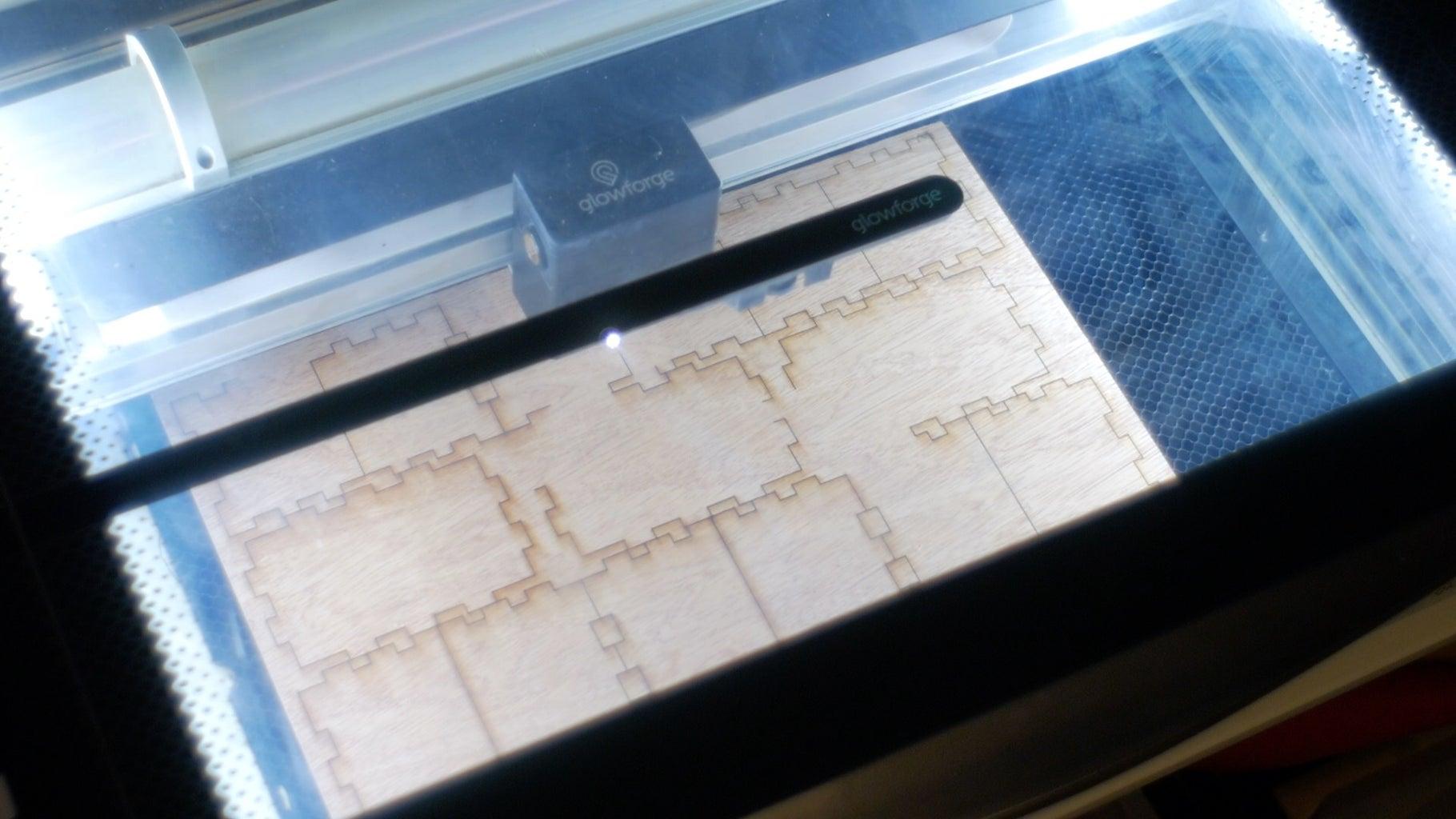 Laser Cut Boxes