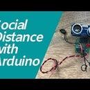 Social Distancing Arduino Monkey