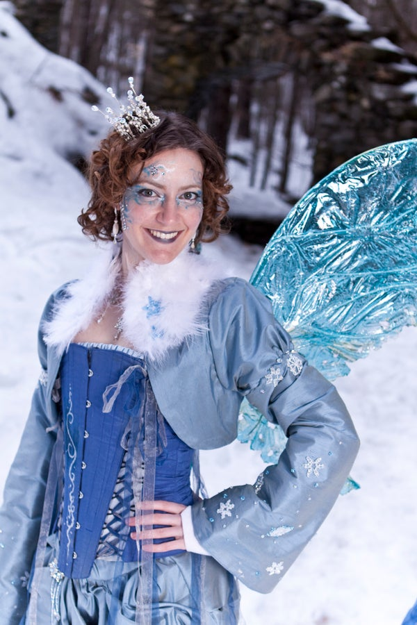 Snow Fairy Jacket