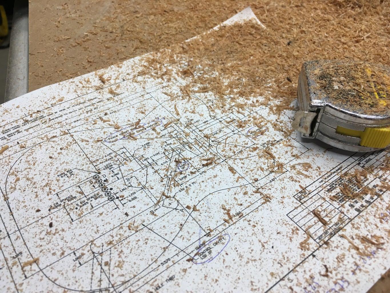 Parts & Wood