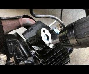Fix a Broken Stud / Remove a Broken Bolt