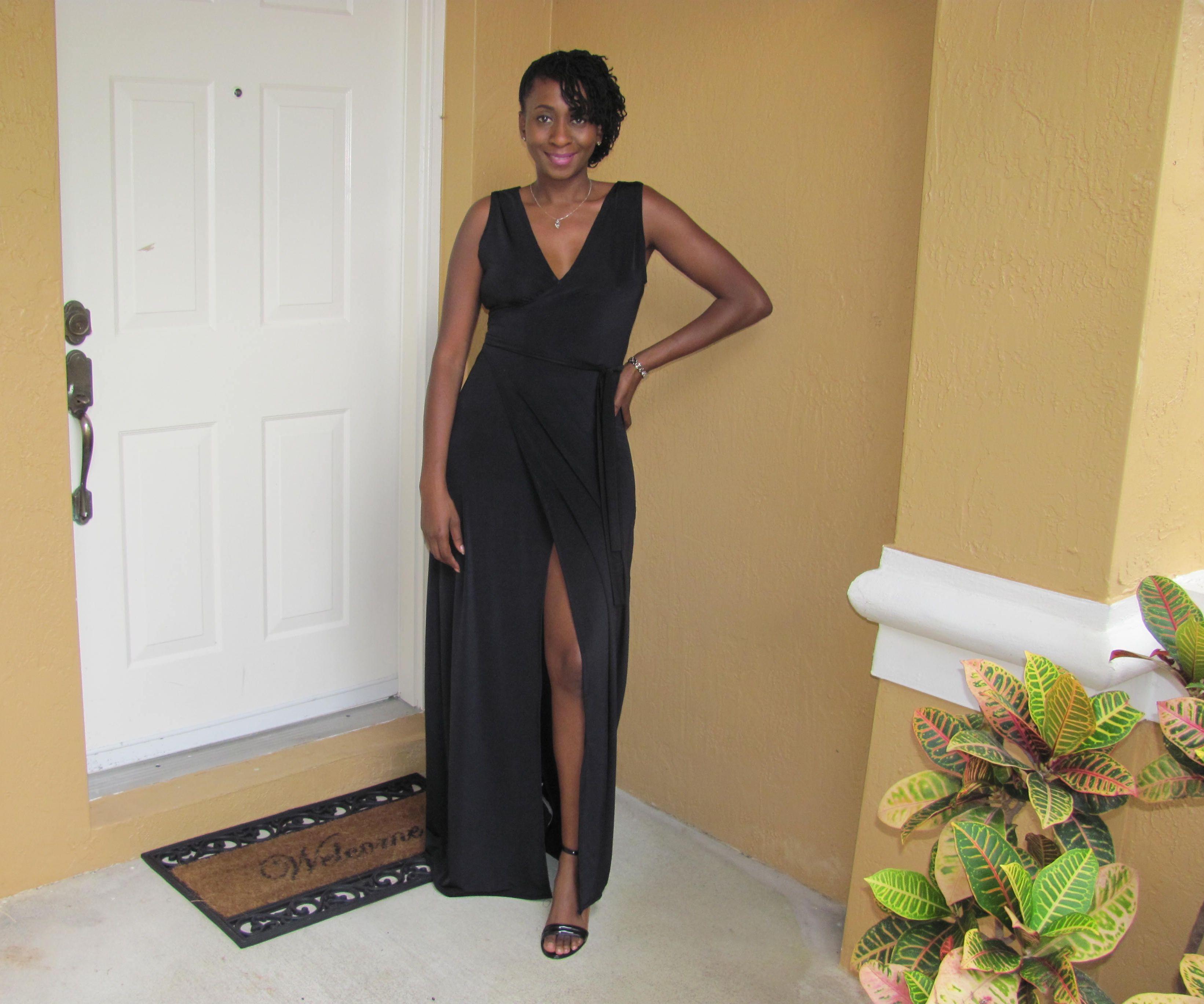 DIY: Wrap Dress from Scratch